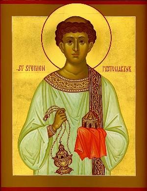 St. Stephen the Protomartyr - Saint Etienne, le premier martyr